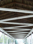 1-57 Bridge roof beams