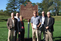 10-57 Marker Dedication