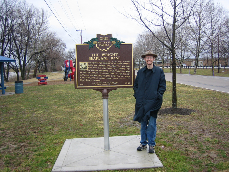 17-57 Visiting the Marker