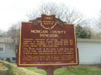 1-58 Morgan County Dungeon Marker