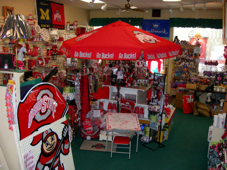 1-63 The Village Apothecary has all your Buckeye needs.