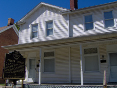 1-65 House and Marker
