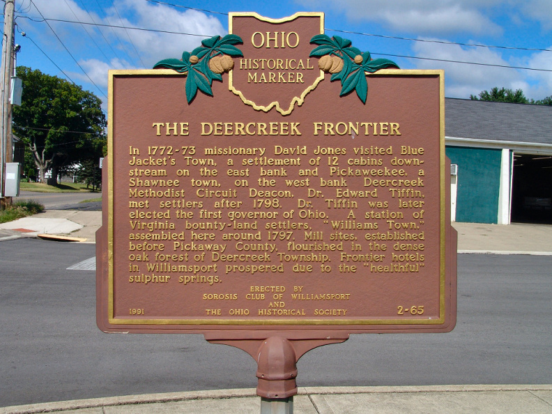 2-65 The Deercreek Frontier (Side A)