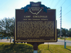 5-65 Camp Circleville-90th Ohio Volunteer Infantry (Side B)