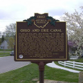 6-66 Ohio & Erie Canal Marker