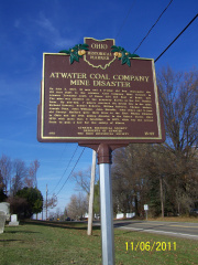 13-67 Atwater Coal Company Mine Disaster