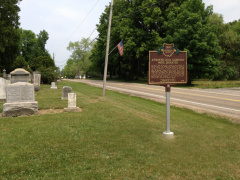 13-67 The Marker along the highway
