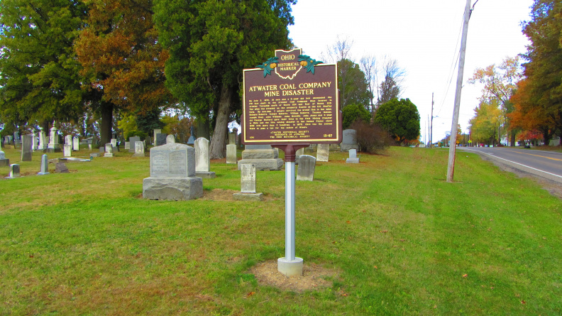 13-67 The marker from distance 10/272013
