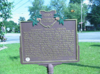 4-67 Old Stagecoach Inn Marker