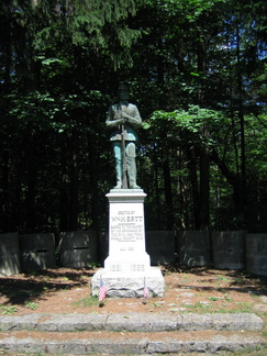 2-68 Monument Dedicated to William H. Ortt
