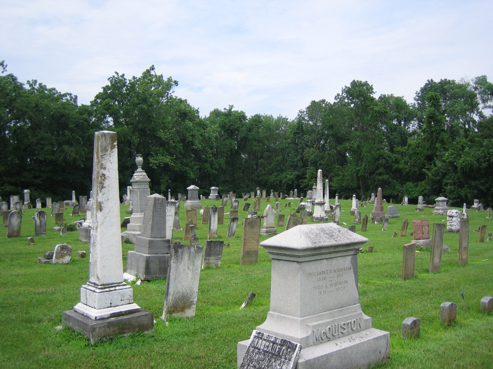 7-68 Historic Hopewell Cemetery