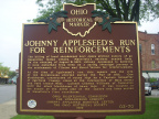 3-70 Johnny Appleseed's Run for Reinforcements - On the Square in Downtown Mansfield