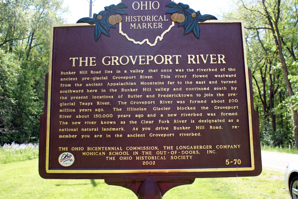 5-70 Groveport River Marker
