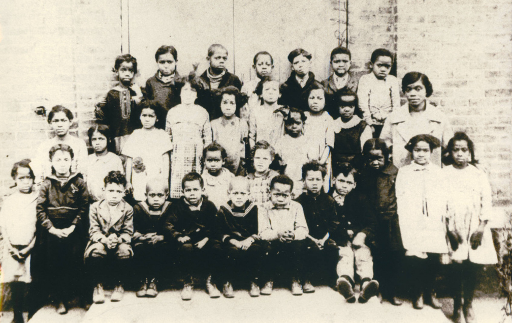 12-71 Southern School, First & Second grades, 1924