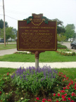 2-72 Sandusky County Fairgrounds Marker