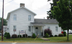 3-72 General James B McPherson's Boyhood Home in Clyde, Ohio