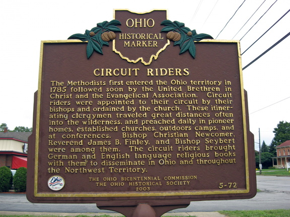 5-72 Circuit Raiders Marker