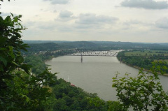 2-73 View of Bridge from overlook