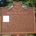 1-74 Risdon Square Sign