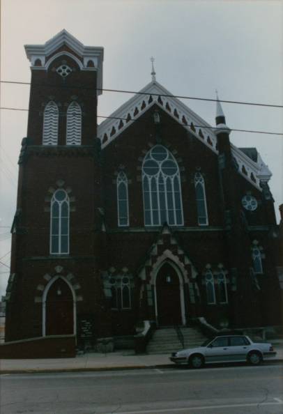 4-74 St  Paul's Methodist Episcopal Church | Remarkable Ohio