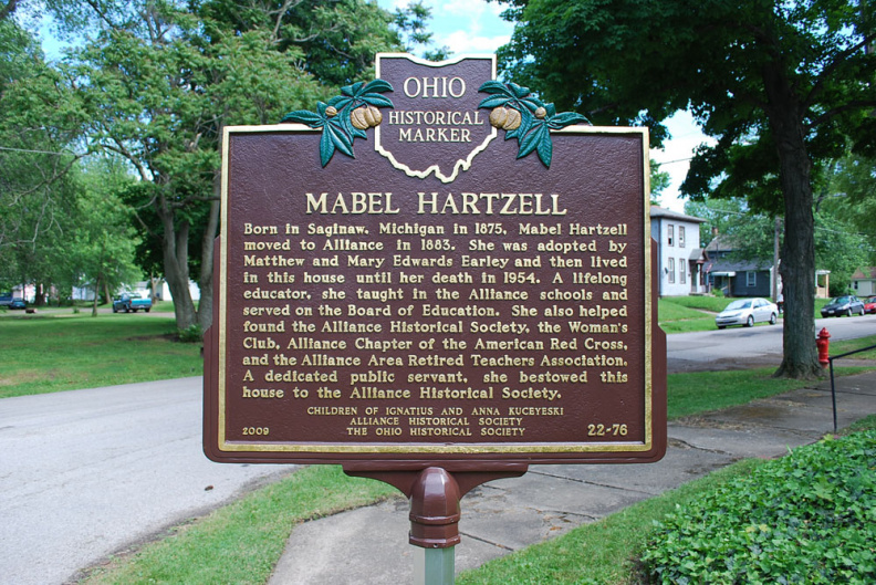 22-76 Photo of Marker