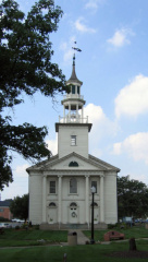 First Congregational Church in Tallmadge