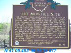 22-77 Mustill Site side of Marker W-Coords