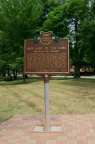 38-77 Our Lady of the Elms Marker