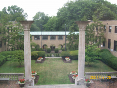 38-77 Convent (Mansion) Looking Toward Pond 2007