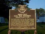 21-78 Ohio's First Civil War Monument 1