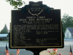 21-78 Ohio's First Civil War Monument 3