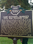 25-78 Ide one: Camp Hutchins-Warren's Civil War Training Camp