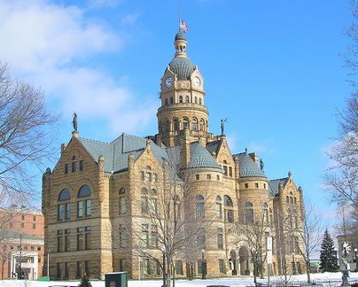 3-78 Trumbull County Courthouse