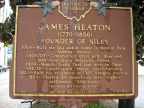 6-78 James Heaton - Founder of Niles