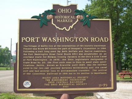 11-79 Port Washington Side of Marker