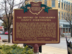 3-79 The History of Tuscarawas County Courthouses (Side A)
