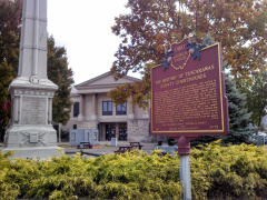 3-79 #3-79 The History of Tuscarawas County Courthouses Front