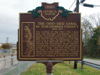5-79 The Ohio-Erie Canal In Tuscarawas County 1825-1913 (Side B)