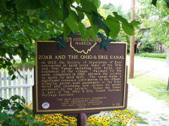 9-79 Canal side of marker