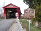 12-80 Bigelow Bridge and Historic Marker