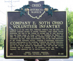 13-80 Company E, 30th Ohio Volunteer Infantry
