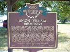 2-83 Union Village Marker