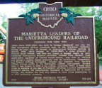 20-84 Marietta Leaders of the Underground Railroad