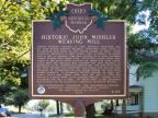 2-85 Historic John Mishler Weaving Mill