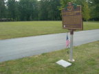 15-87 Marker in William Henry Harrison Park in Pemberville