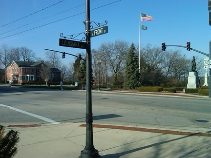 20-87 Hood Park in downtown Perrysburg