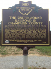 Underground Railroad in Champaign County, Side A