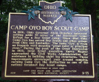 9-73 Camp Oyo Boy Scout Camp