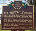 25-79 Sandyville: The Town that Moved