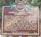 6-85 General Reasin Beall Homestead